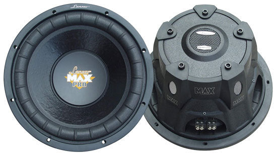 Max Pro 12'' 1600 Watt Small Enclosure Dual 4 Ohm Subwoofer