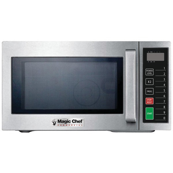 Magic Chef(R) MCCM910ST .9 Cubic-ft Commercial Microwave