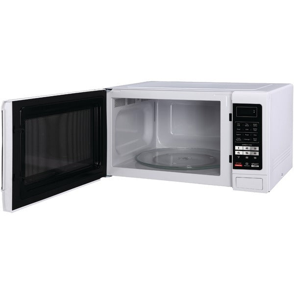 Magic Chef(R) MCM1611W 1.6 Cubic-ft Countertop Microwave (White)