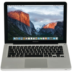 "Apple MD101/i5/4/500 Certified Preloved(TM) 13"" MacBook Pro(R)"