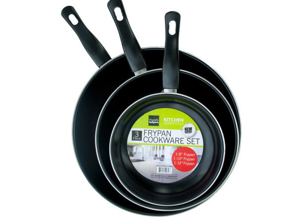Frying Pan Cookware Set ( Case of 3 )