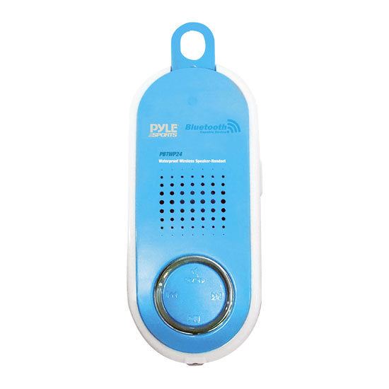 Surf Sound Talk 2-in-1 Waterproof Bluetooth Speaker & Handset For Cell Phone Calling Function