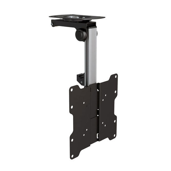 "Universal Folding Hide-Away TV Ceiling Mount Bracket Fits Virtually All 17"" - 37"" TVs (Flat Panel HDTV, LCD, LED, Plasma and Smart TVs)"
