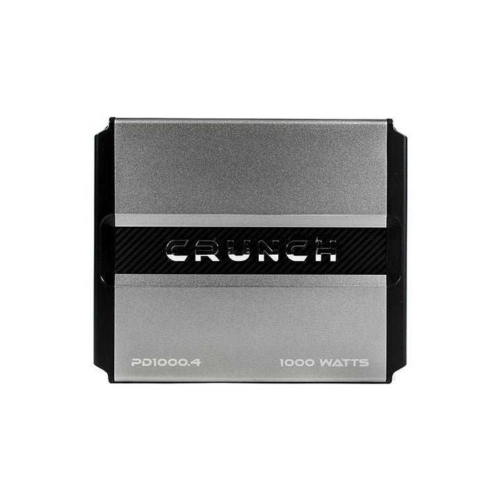 Crunch Power Drive 4-Channel 1000w Amplifier