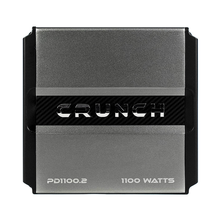 Crunch Power Drive 2-Channel 1100w Amplifier
