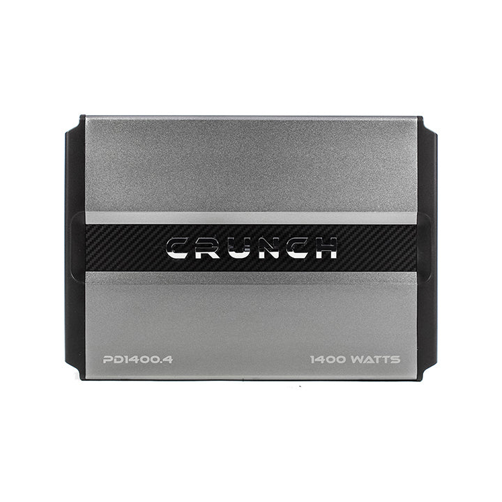Crunch Power Drive 4-Channel 1400w Amplifier