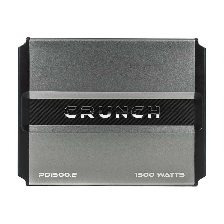 Crunch Power Drive 2-Channel 1500w Amplfier