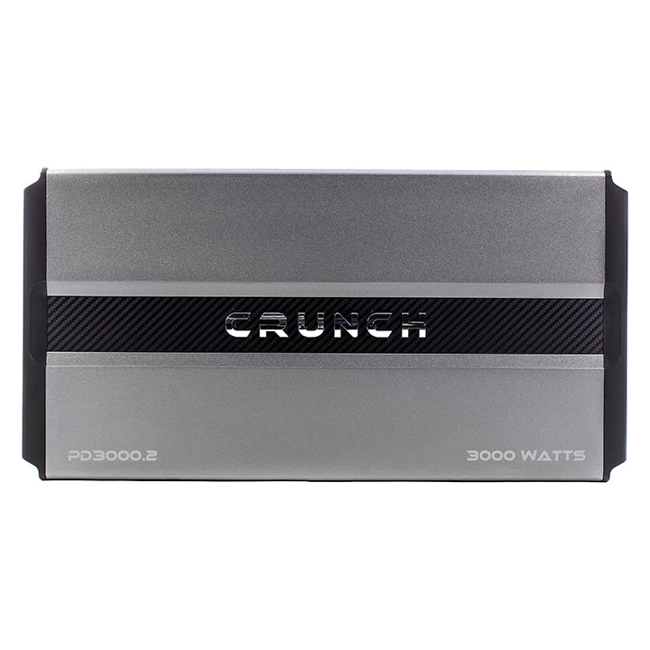 Crunch Power Drive Pro Power 2-Channel 3000w Amplifier