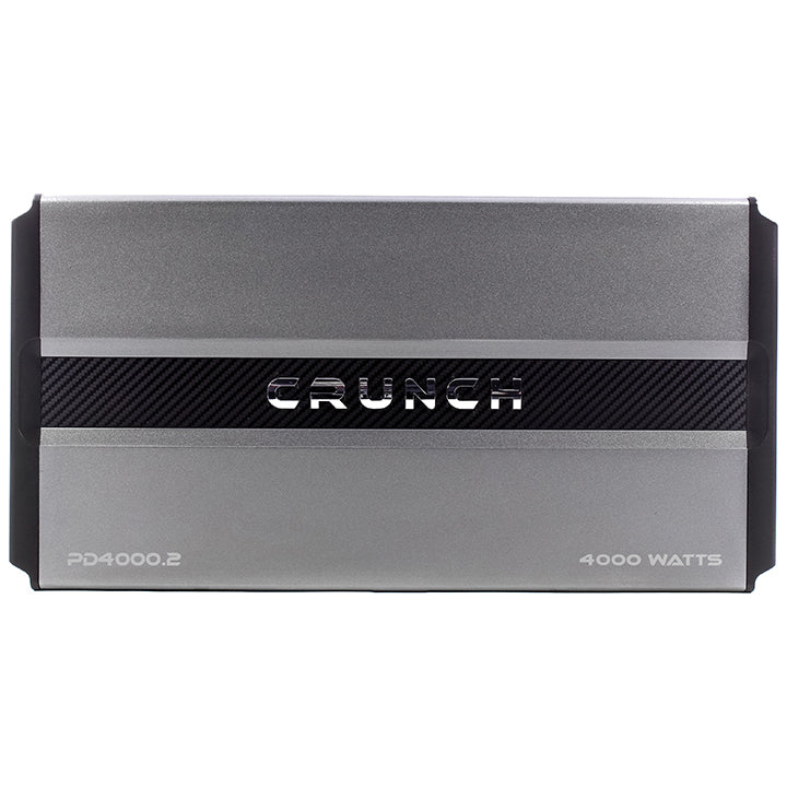 Crunch Power Drive Pro Power 2-Channel 4000w Amplifier
