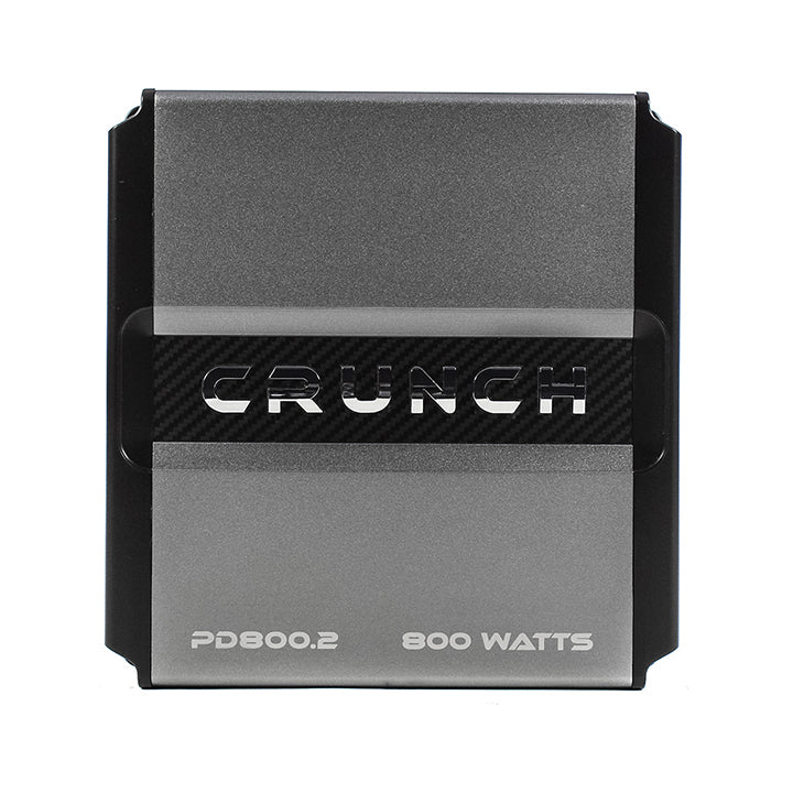Crunch Power Drive 2-Channel 800w Amplifier
