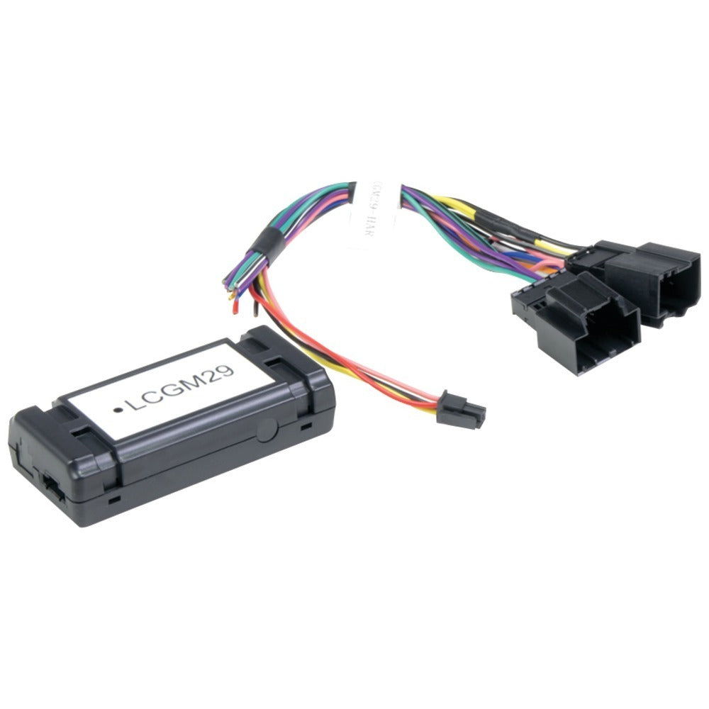 PAC(R) LCGM29 Radio Replacement Interface for Select Nonamplified GM(R) Vehicles (29-Bit, 14 & 16 Pin)
