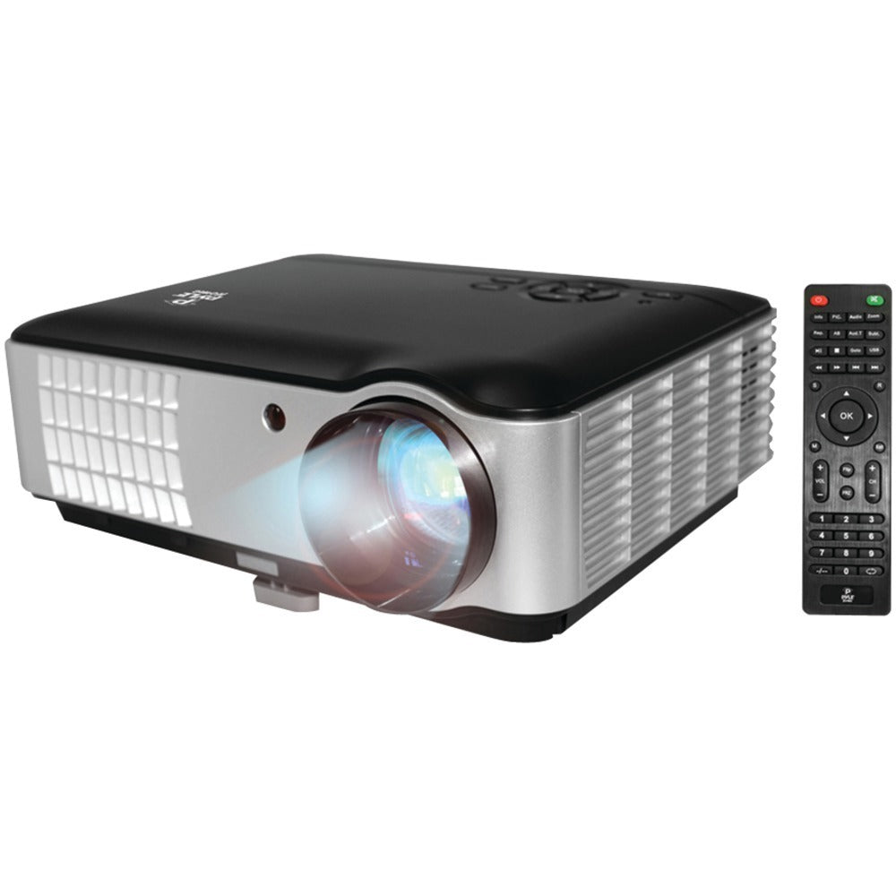 Pyle Home(R) PRJLE78 HD 1080p 2,800-Lumen Home Theater Multimedia Digital LED Projector