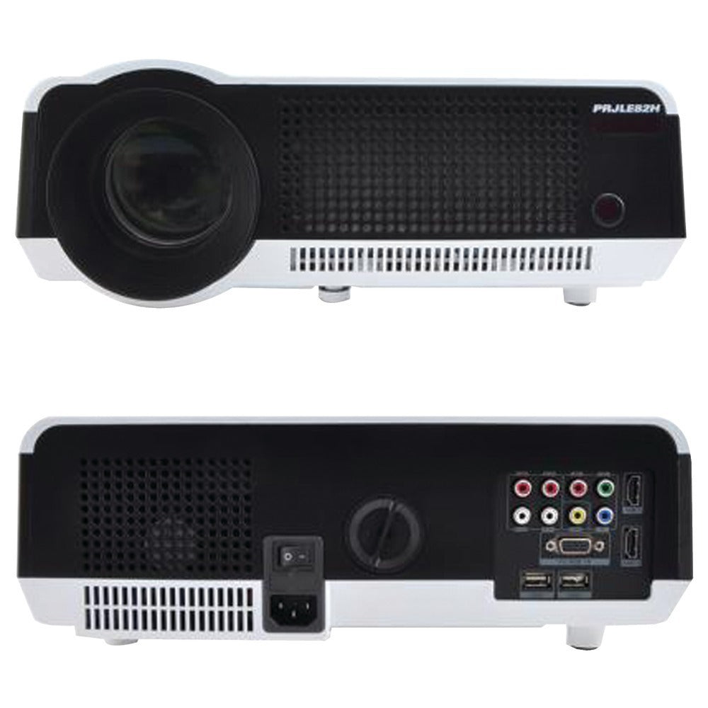 Pyle Home(R) PRJLE82H LED Home Theater Projector with 1080p Support