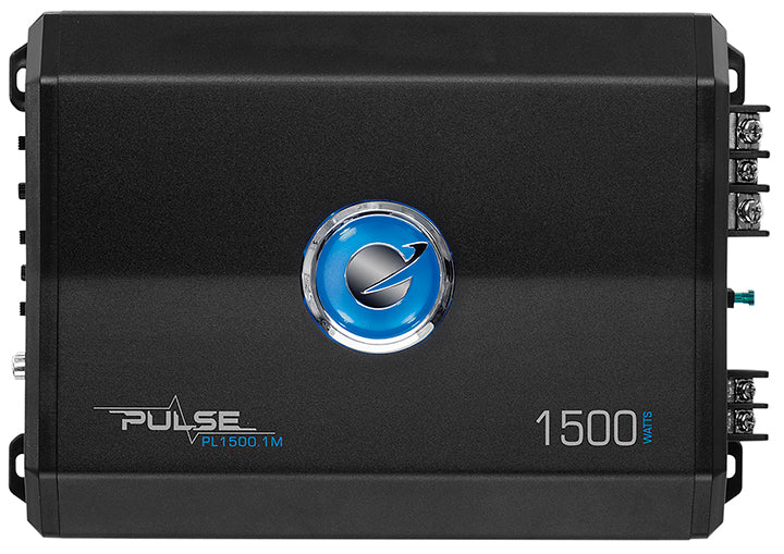 Planet Pulse Series Class A/B Monoblock Amplifier 1500W Max