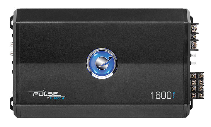 Planet Pulse Series 4 Channel Amplifier 1600W Max