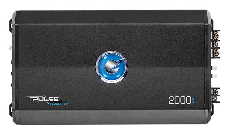 Planet Pulse Series Class A/B Monoblock Amplifier 2000W Max