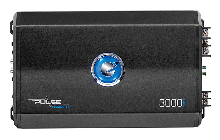 Planet Pulse Series Class D Monoblock Amplifier 3000W Max