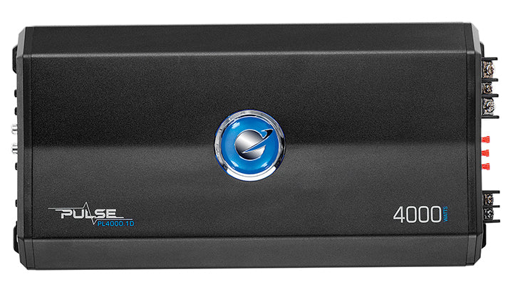 Planet Pulse Series Class D Monoblock Amplifier 4000W Max