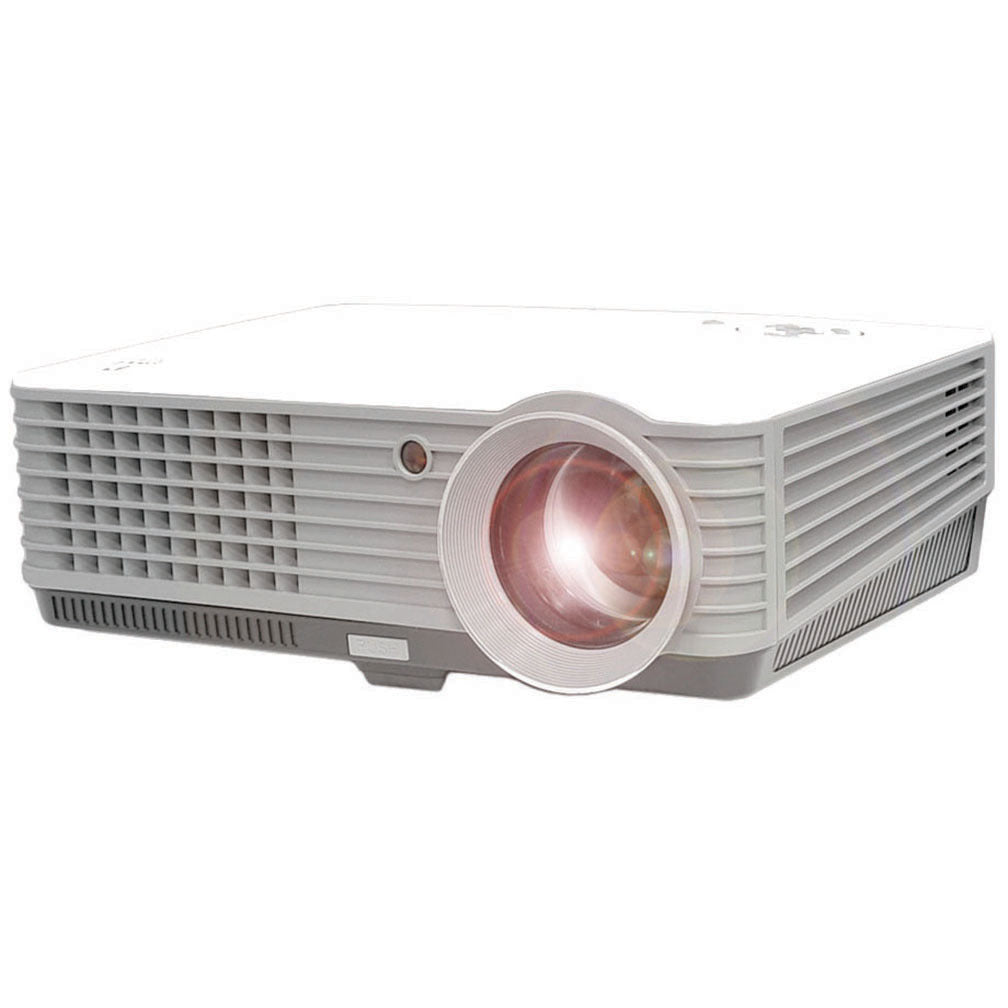 "Pyle projector with up to 140"" viewing screen"