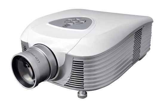 LED Widescreen Projector, 1080p Support, HDMI Input, up to 100-Inch Viewing Screen