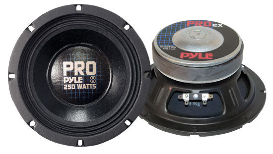 Pyle 8'' Subwoofer 250 Watts