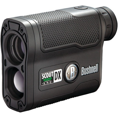 Bushnell Scout Laser Dx Arc Rangefinder (black) (pack of 1 Ea)