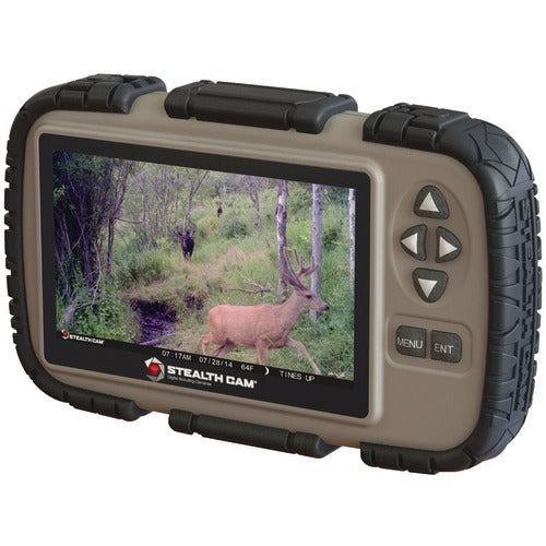 Stealth Cam Sd Card Reader And Viewer (pack of 1 Ea)