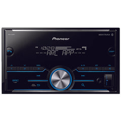 Pioneer Double-din In-dash Digital Media Receiver With Bluetooth (pack of 1 Ea)