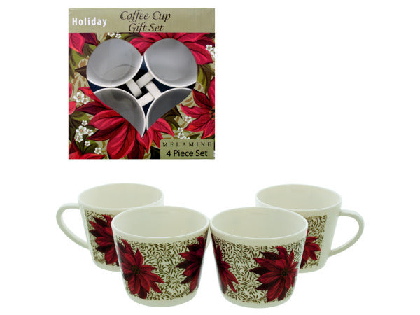 Holiday Coffee Cup Gift Set ( Case of 10 )