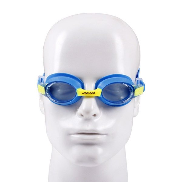 Children Integrated Anti-Fog High-Definition Swimming Glasses Adjustable Protect Eyes Glasses