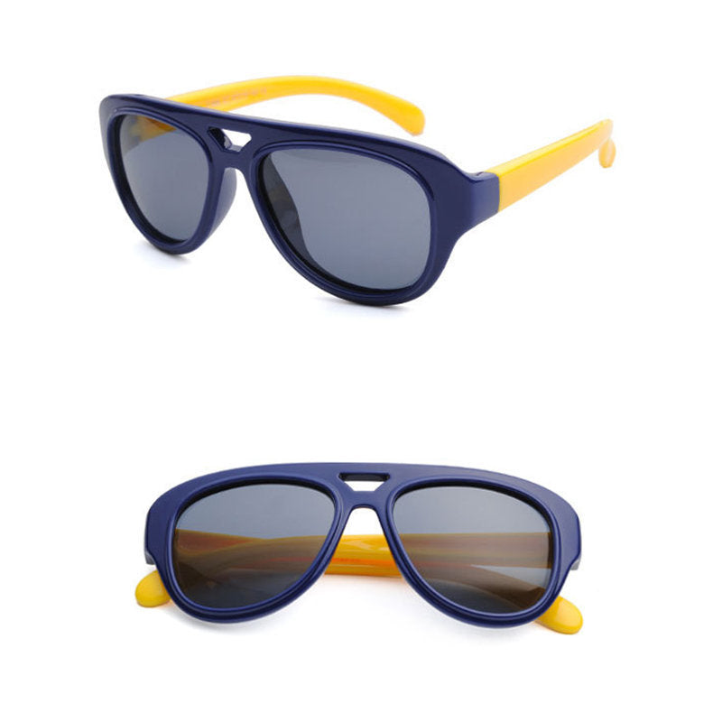 Polarized Kids Sunglasses For 2Y-10Y