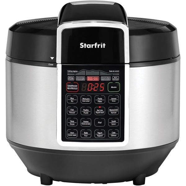 Starfrit(R) 024600-002-0000 Electric Pressure Cooker