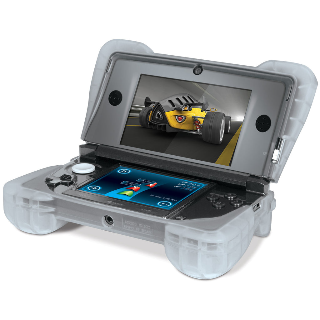 3DS Comfort Grip-Clear