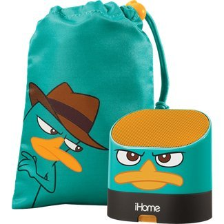 Phineas and Ferb Rechargeable Speaker
