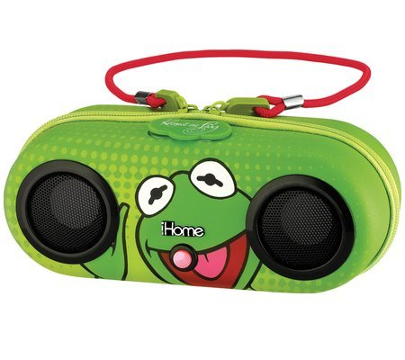 Kermit Water Resistant Portable Stereo