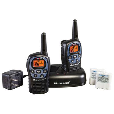 GMRS 2-Way Radio (Up to 30 miles)