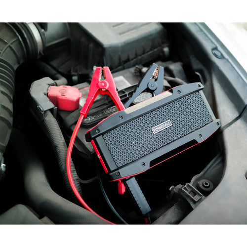 600A Jump Starter with Bluetooth Speaker