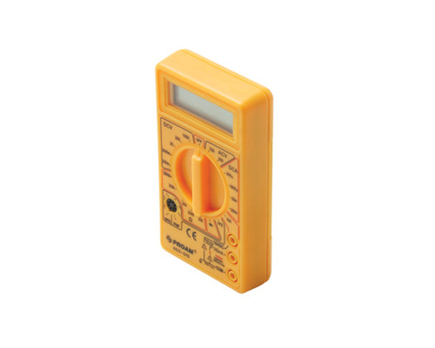 LCD Digital Multimeter