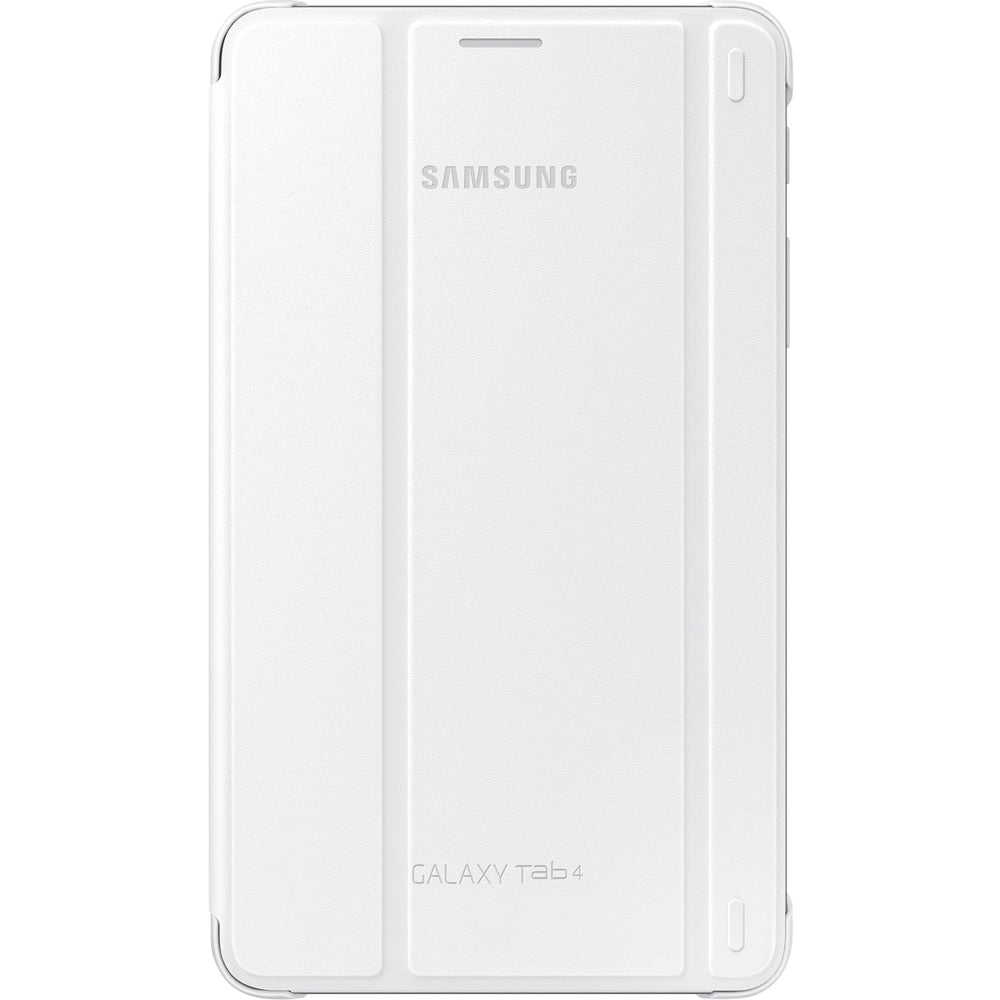 Samsung Carrying Case (Book Fold) for 7 Tablet - White - 7.4 Height x 4.3 Width x 0.5 Depth