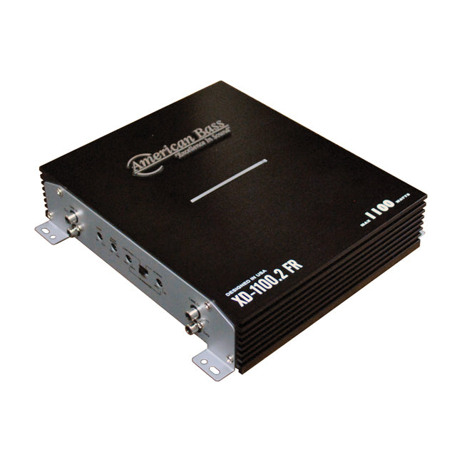 American Bass 2CH Amplifier