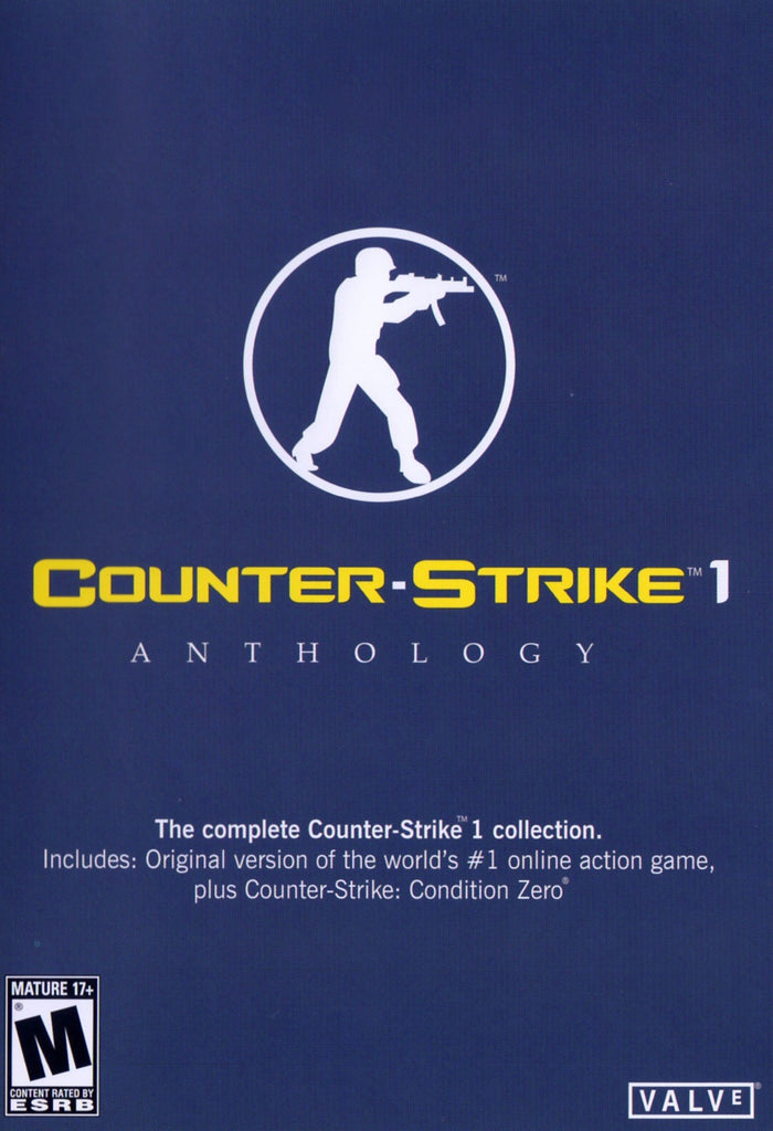 Counter-Strike 1 Anthology