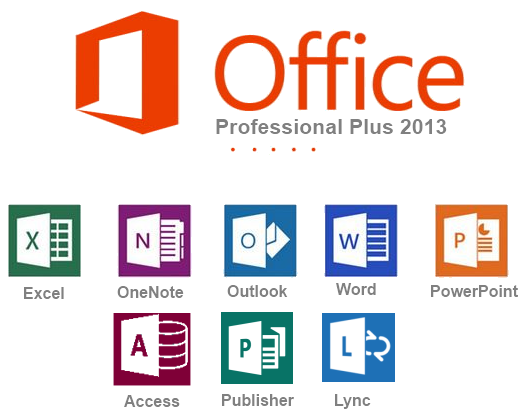 Microsoft Office Professional Plus 2016 1PC Lifetime Global - Multi-language