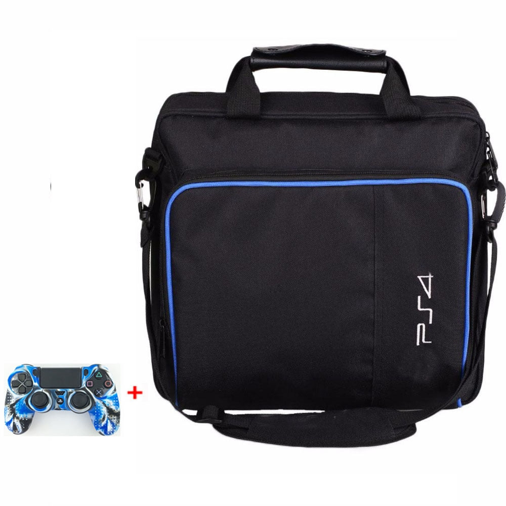 Storage Protective Carry Bag Large Travel Case For PS4 Host Console For Sony Playstation PS4 Slim Pro Console