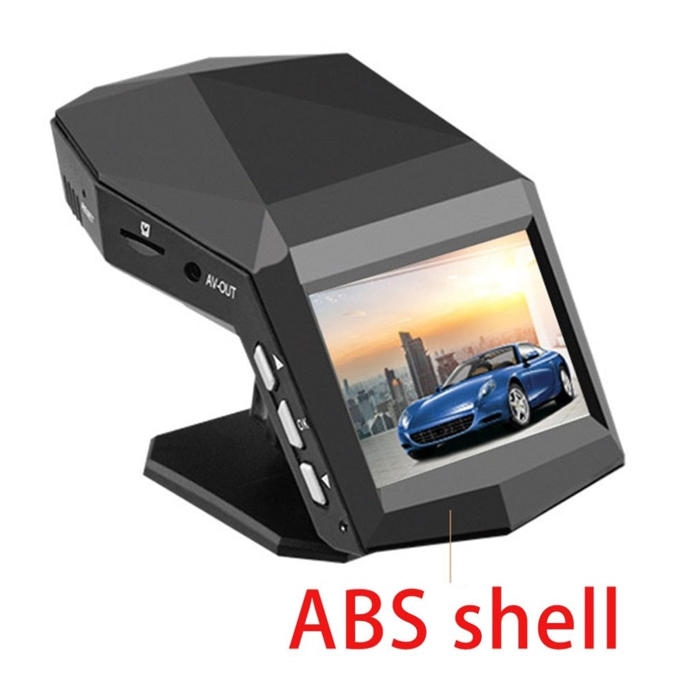 "2"" Car DVR LCD Display Video Recorder with Perfume 1296p Full HD 170degree Wide Angle Night Vision Car Camera Dash Cam"