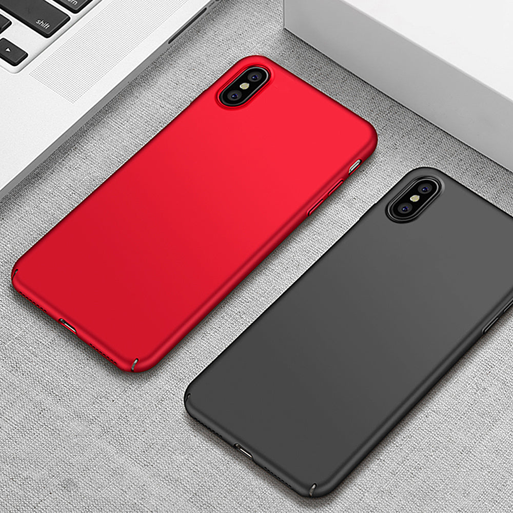 For iPhone X Case for iphone 8plus case X XS Max XR 5 5S 6 6S 7 plus Case Hard PC Matte for iPhone 6 phone case Cover Fundas