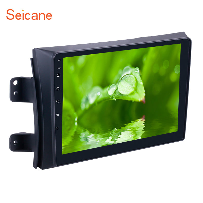 "Seicane 9"" Android 6.0/7.1 Car Radio For 2006-2012 Suzuki SX4 2Din  GPS Navigation Multimedia Player Support DVR AUX OBD2"