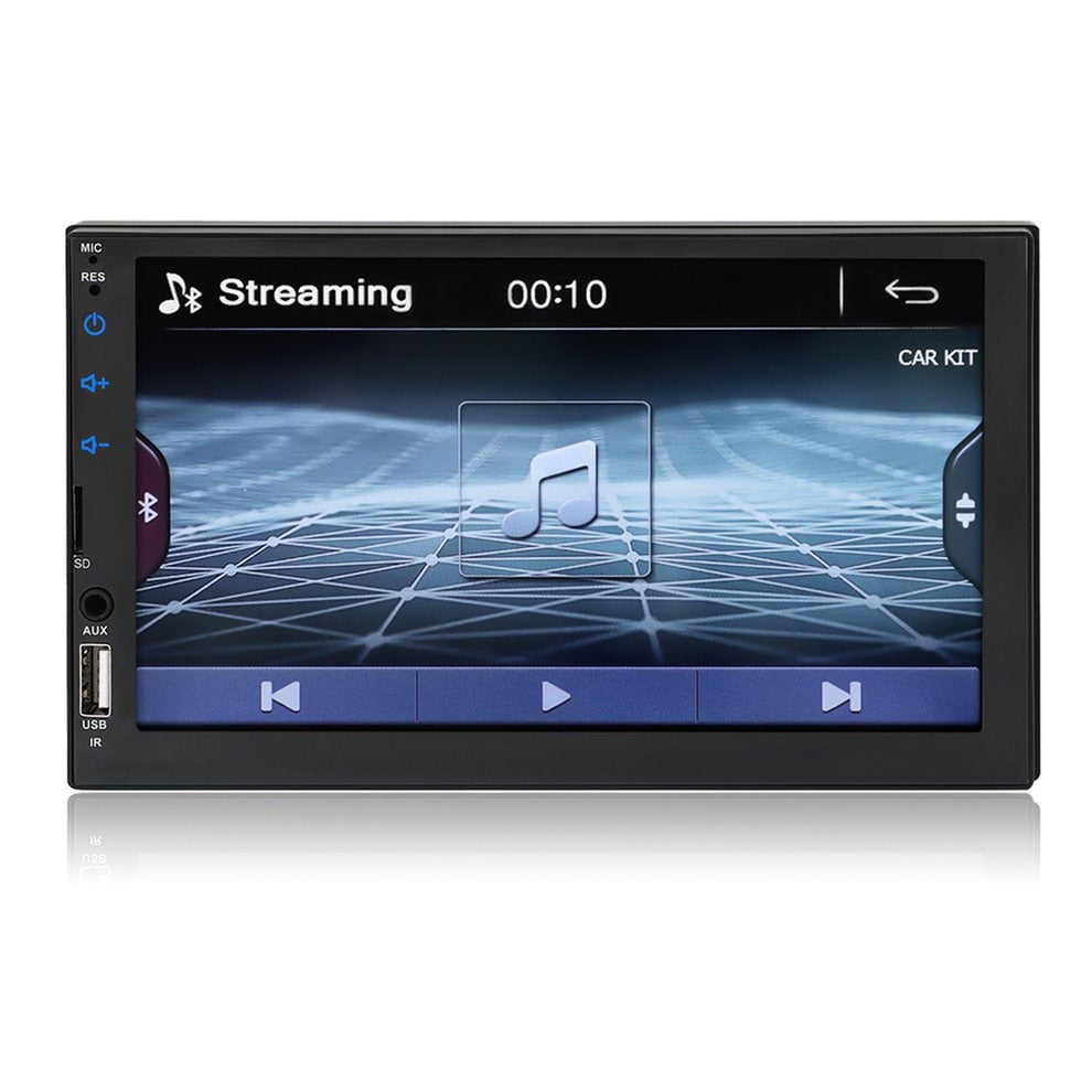 "7703 Universal 2 din Auto Multimedia Speler Autoradio 2din Stereo 7 ""Touch Screen Video MP5 Speler Auto Radio without Camera"