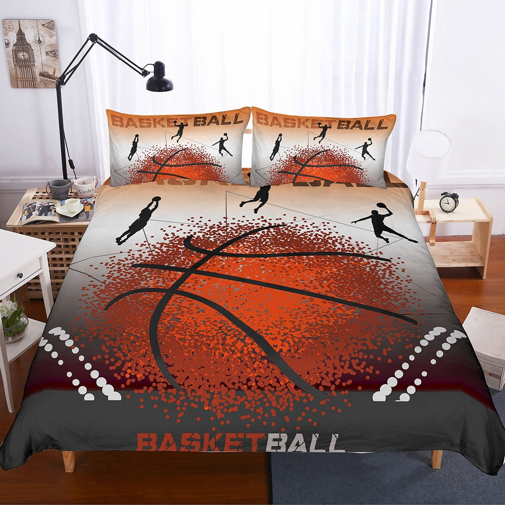 3D Bedding Set Design Duvet Cover Sets King Queen Twin Size Dropshipping ball Game BOY Gift