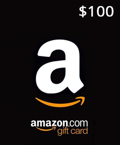 Amazon $100 Gift Card (USA)