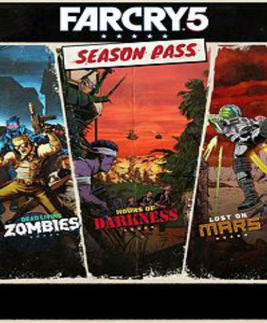 Far Cry 5 Season Pass (ASIA)